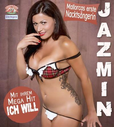 Jazmin - Mallorcas erste Nacktsängerin